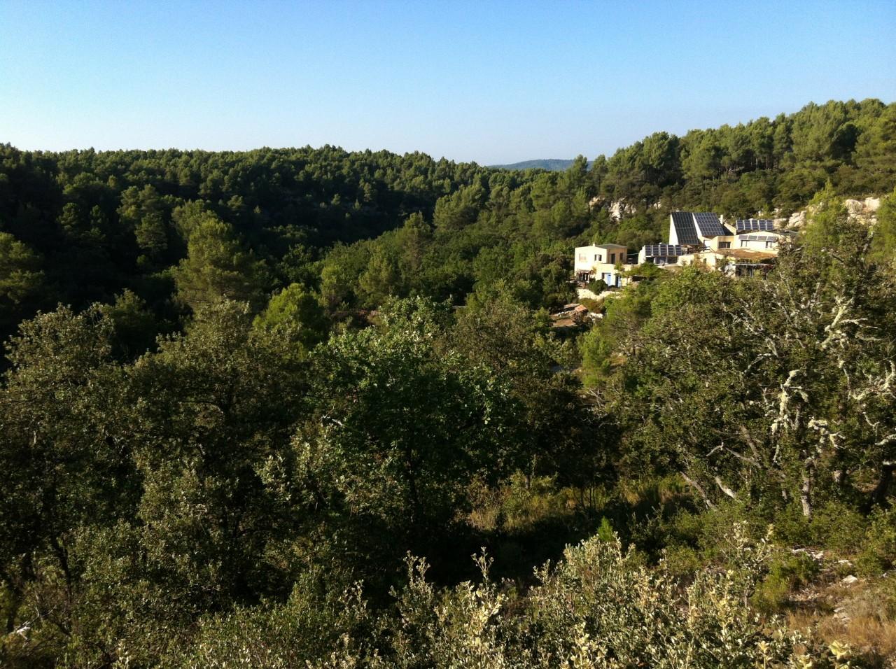 Die erste Woche in der Provence
